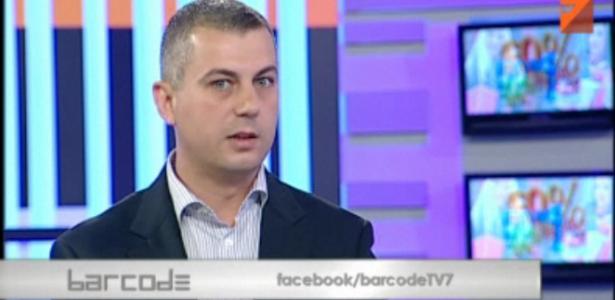 Stoyne Vasilev Barcode TV7