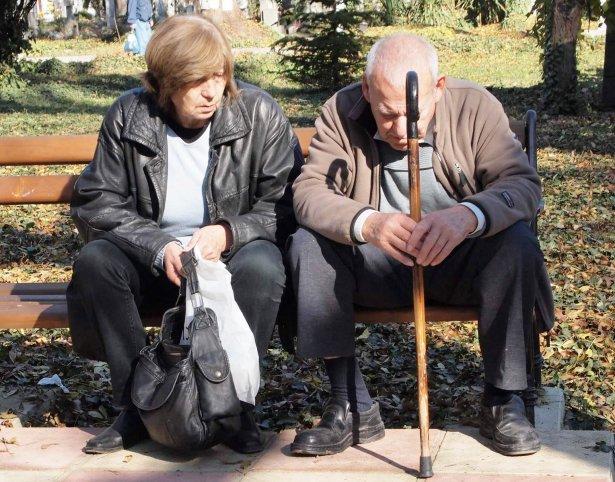 Щастливи пенсионери с 40 години трудов стаж