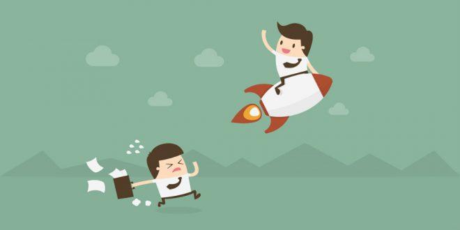 Как да имам успешен бизнес на малък пазар с много конкуренти