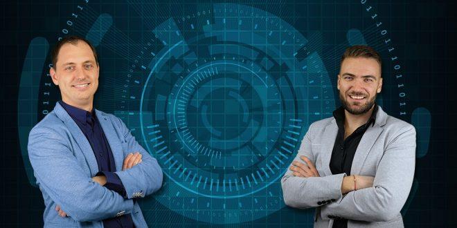 Smart предприемачи: Велизар Величков (Velizar V) и Богомил Стоев (Br. Bo)